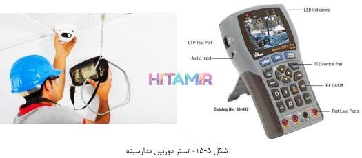 تستر دوربین